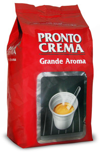 LAVAZZA PRONTO CREMA 1KG, ZIARNISTA