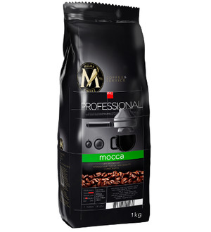 MELNA PROFESSIONAL MOCCA COFFEE BEANS 1KG, ZIARNISTA