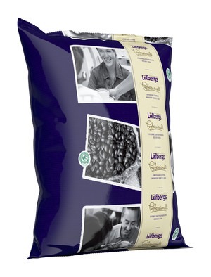 LOFBERGS DASH OF DARK HB COFFEE BEANS 1KG, ZIARNISTA